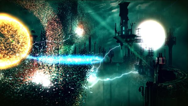 Resogun - Primeira Platina do PS4!!